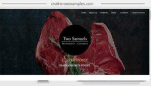 Two Samuels Restaurant